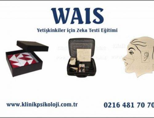 WAIS Eğitimi